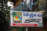 RSB bar, Sisowath Quay, Phnom Penh