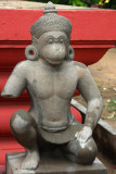 Monkey, Cambodian National Museum garden