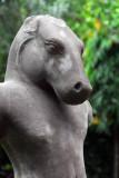 Vishnu as Hayagriva - horse-headed god