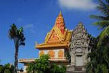 Wat Ounalom, Phnom Penh, seat of the Cambodian Buddhist Patriarchate