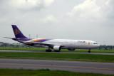 Thai Airways A330 at BKK