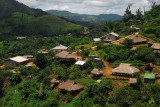 Village in northwestern Chiang Rai province