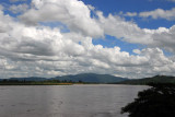 Mekong River at Chiang Saen