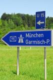 Autobahn 95, München/Garmisch-Partenkirchen