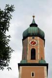 Pfarrkirche St. Martin, Marienplatz, Garmisch