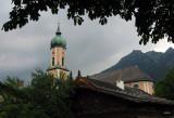 St. Martin's Church, Garmisch-Partenkirchen