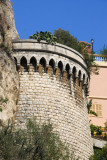 Old fortifications, Monaco