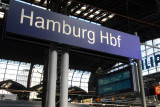 Hamburg Hbf - Main Railway Station