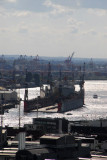 Floating drydock, Port of Hamburg