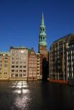 Katharinenkirche, Nikolaifleet, Hamburg