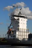 Unifeeder Sven (IMO 9134139) Port of Hamburg