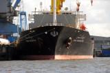 Iran Khuzestan (IMO 9167277) Port of Hamburg, Islamic Republic of Iran Shipping Lines