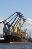 Iranian cargo ship, IRISL, Hamburg