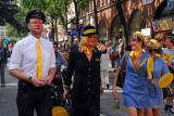 Lusthansa Crew, CSD Parade - Hamburg
