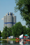 München - BMW Vier-Zylinder