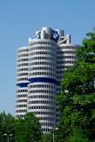 Munich - BMW HQ - Four Cylinder