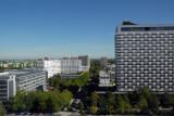 München - Rosenkavalierplatz, Arabella-Hochhaus