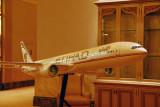 Abu Dhabi's new hometown airline, Etihad