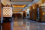 Hallway off the lobby, Emirates Palace Hotel, Abu Dhabi