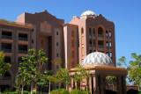 Rear of Emirates Palace Hotel