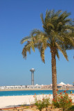 Beach, Emirates Palace Hotel