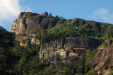 Hills overlooking Mahe Airport, Seychelles