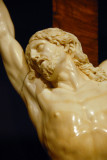 Crucifixion, 1664, by Pierre Simon Jaillet (ivory)