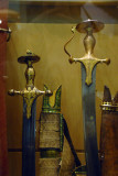 Mughal (Indian) swords, 18th C.