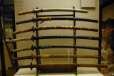 Japanese daggers and short swords, V&A Museum