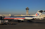 American Airlines MD-80 LAX