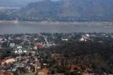 Mekong River, Phousi Hill, Luang Prabang, Laos