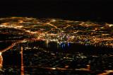 Perth, Western Australia, at night