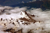 Gora Kazbek (5037m/16,526ft) Caucasus Mountains, Georgia