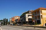 Dogana, along the main road from Rimini, Rep. San Marino