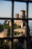 Castello della Guaita from Torre Cesta