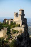 Castello della Guaita, 1253, La Rocche, San Marino