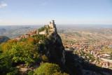 Mount Titano, Castello della Guaita, San Marino Centro Storico
