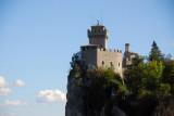 Torre Cesta, the 2nd Tower, San Marino