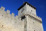 The present structure of Castello della Guaita dates from 1253