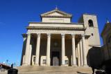 Basilica di San Marino (St. Marinus)