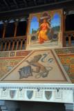 San Marino Council Chamber Fireplace