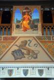 Repubblica with the public gallery, Palazzo Pubblico