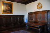 La Sala del Consiglio dei XII - Chamber of the Council of Twelve