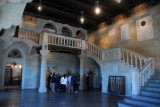 L'Atrio - Great Entry Hall, ground floor, Palazzo Pubblico, San Marino