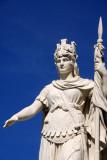 La Statua della Libertà, donated by Otilia Heyroth Wagener, 1876