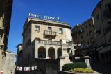 Piazza Garibaldi, Hotel Titano, San Marino
