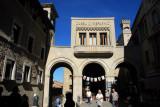 Piazza Titano, Cassa di Risparmio, San Marino
