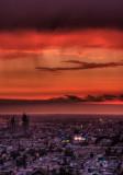 Tijuana sunset