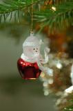 Jingle-bell snowman