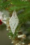 Crocheted ornament